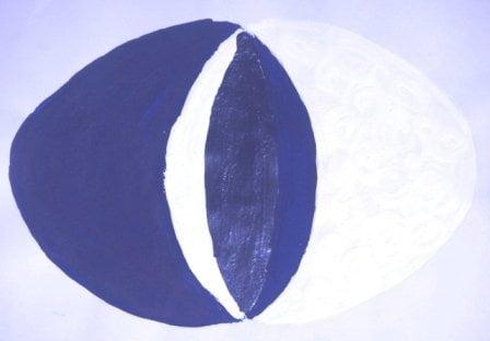 Shakti Shiva Yoga inside third eye plexus
